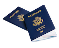 US passport needed for flying to Aruba