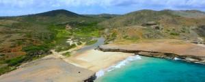 a picture of andicuri beach