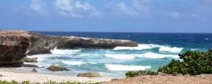 a picture of boca prins aruba