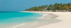 a picture of divi beach aruba