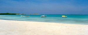 a picture of surfside beach aruba