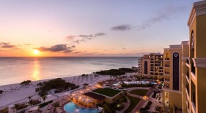 the ritz carlton Aruba,  one of the best all inclusive resorts in Aruba