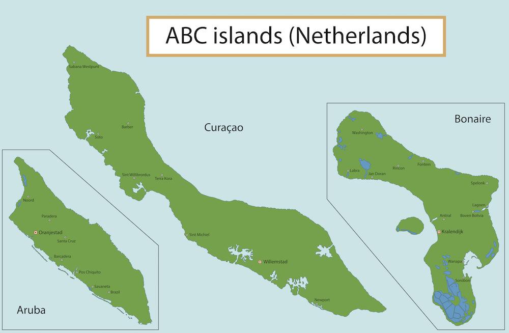 Where is Aruba located? | Beaches of Aruba