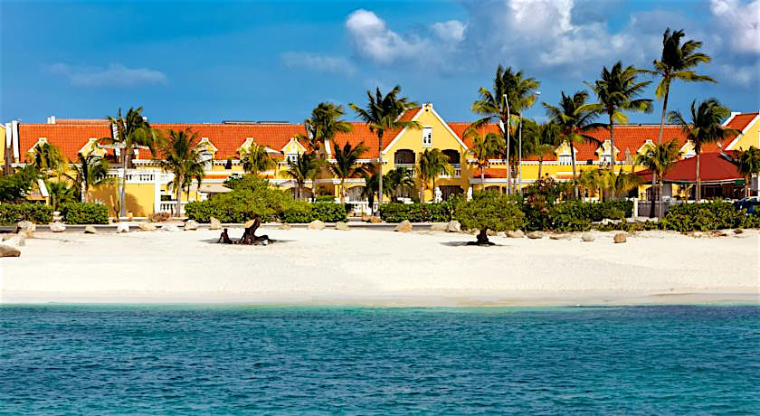 a picture of the amsterdam manor beach resort in aruba