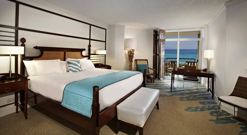 About The Rooms At Hilton Aruba Caribbean Resort Casino