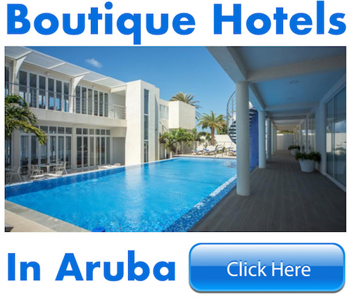 aruba boutique hotels