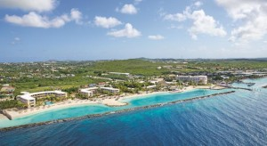 a picture of the Sunscape Curacao Resort Spa & Casino All Inclusive  in Curaçao, one of the best all inclusive resorts in the Dutch Caribbean