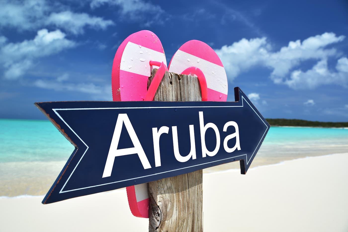 aruba points of interest